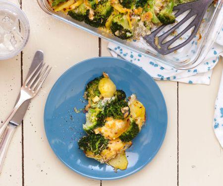 Broccoli-Kartoffel-Auflauf